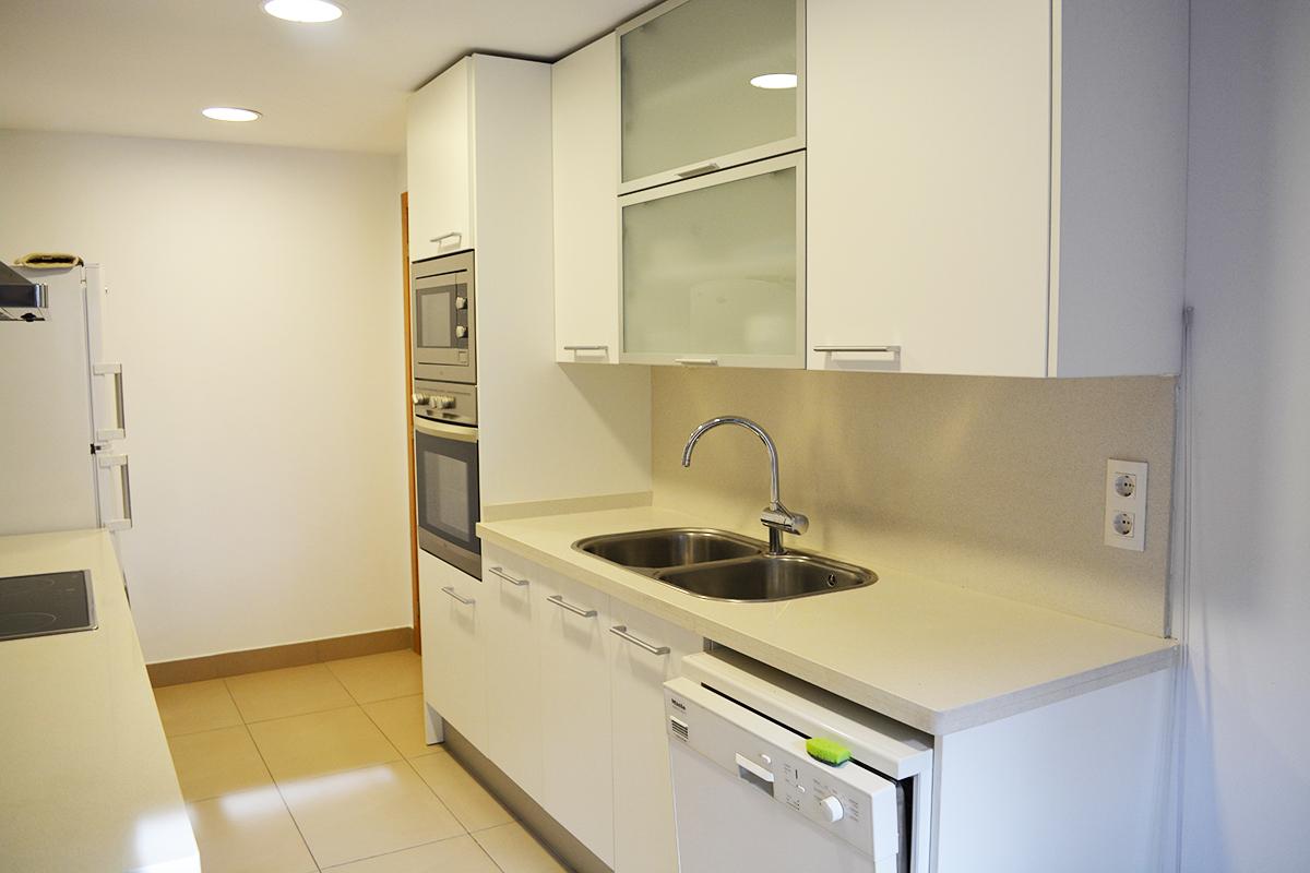 Alquiler Apartamento amplio Tossa de Mar - Cocina 2