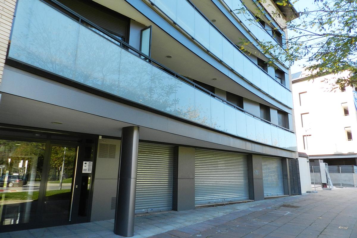 Alquiler Apartamento amplio Tossa de Mar - Vista entrada