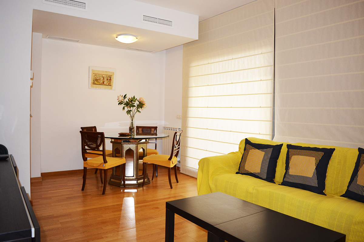 Alquiler Apartamento amplio Tossa de Mar - Salón 2