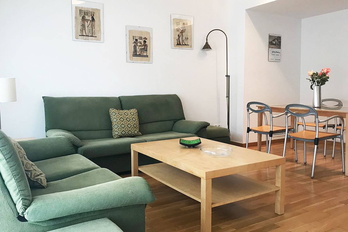 Apartamentos vacacionales Costa Brava - Salón 3