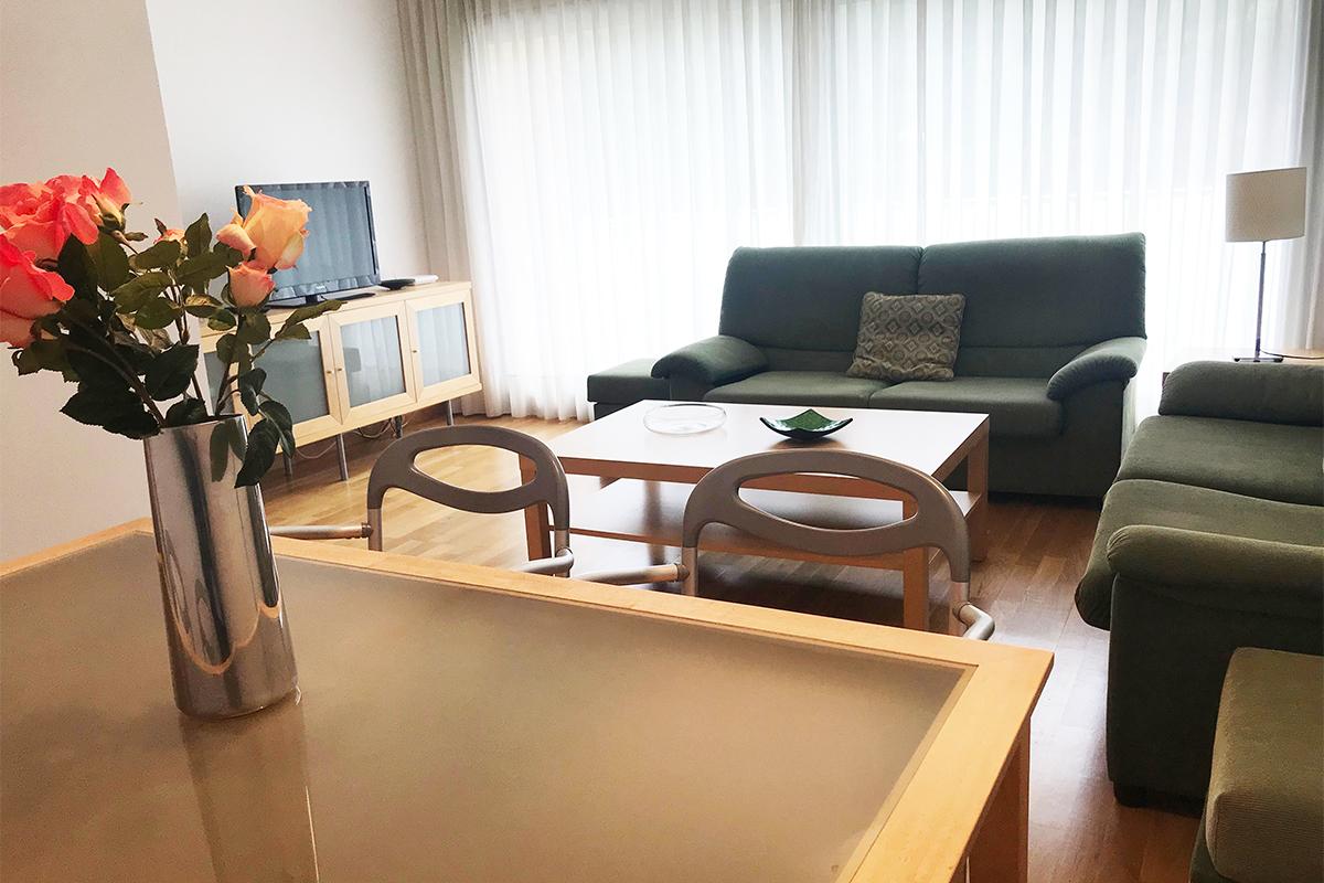 Apartamentos vacacionales Costa Brava - Salón 4