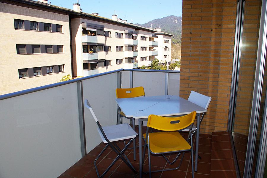 Apartamentos vacacionales Costa Brava - Terraza 1
