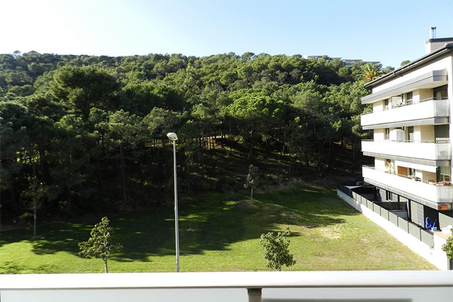 Apartamentos vacacionales Costa Brava - Terraza 2