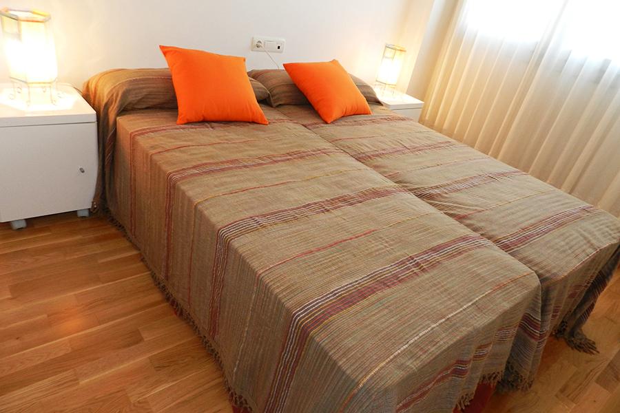 Apartamentos vacacionales Costa Brava - Habitación Doble