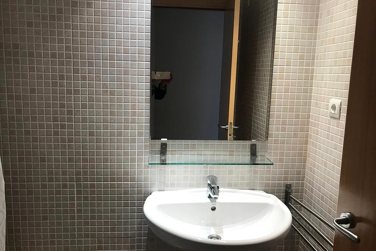 Apartamentos vacacionales Costa Brava - WC