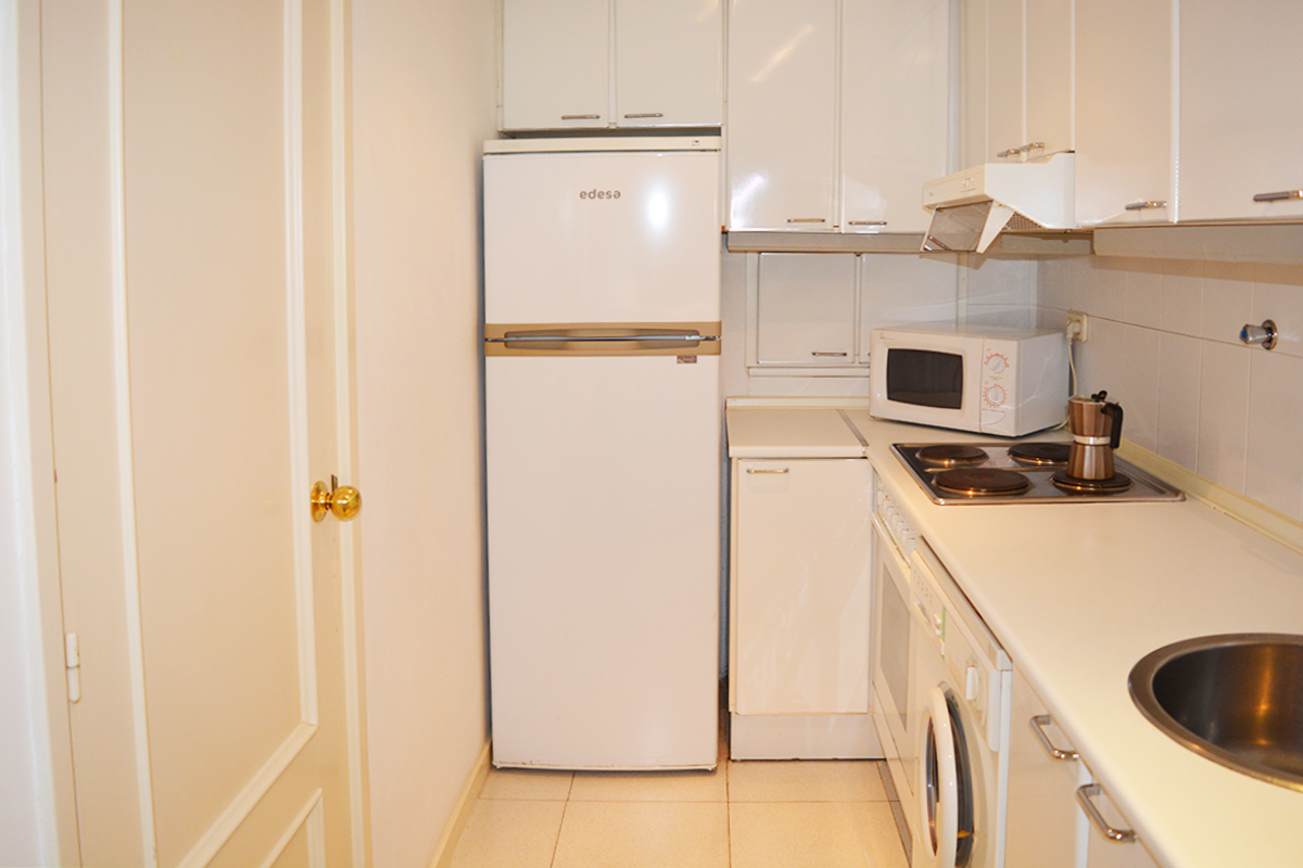 Alquiler Apartamento amplio Tossa de Mar - Cocina