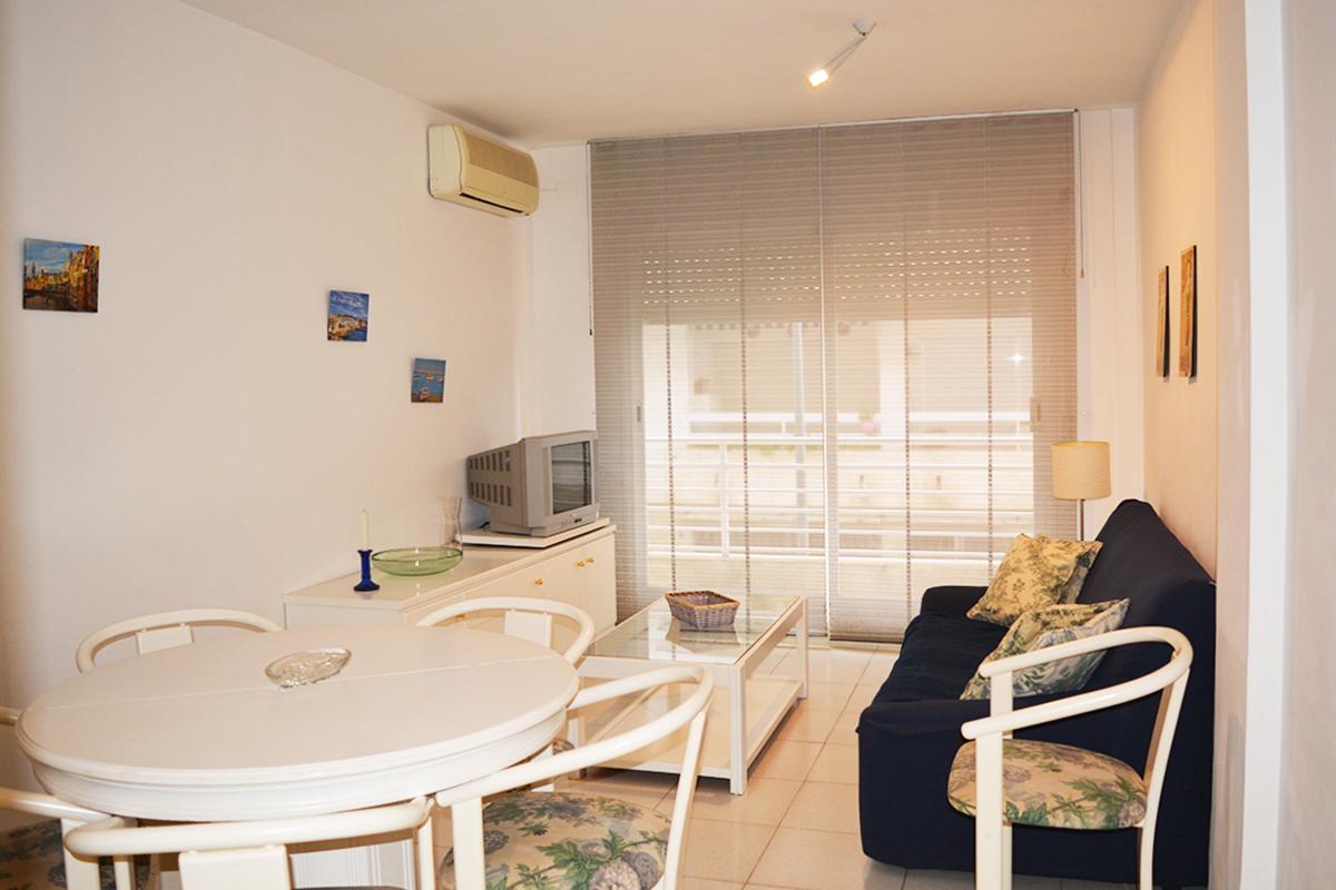 Alquiler Apartamento amplio Tossa de Mar - Terraza Exterior