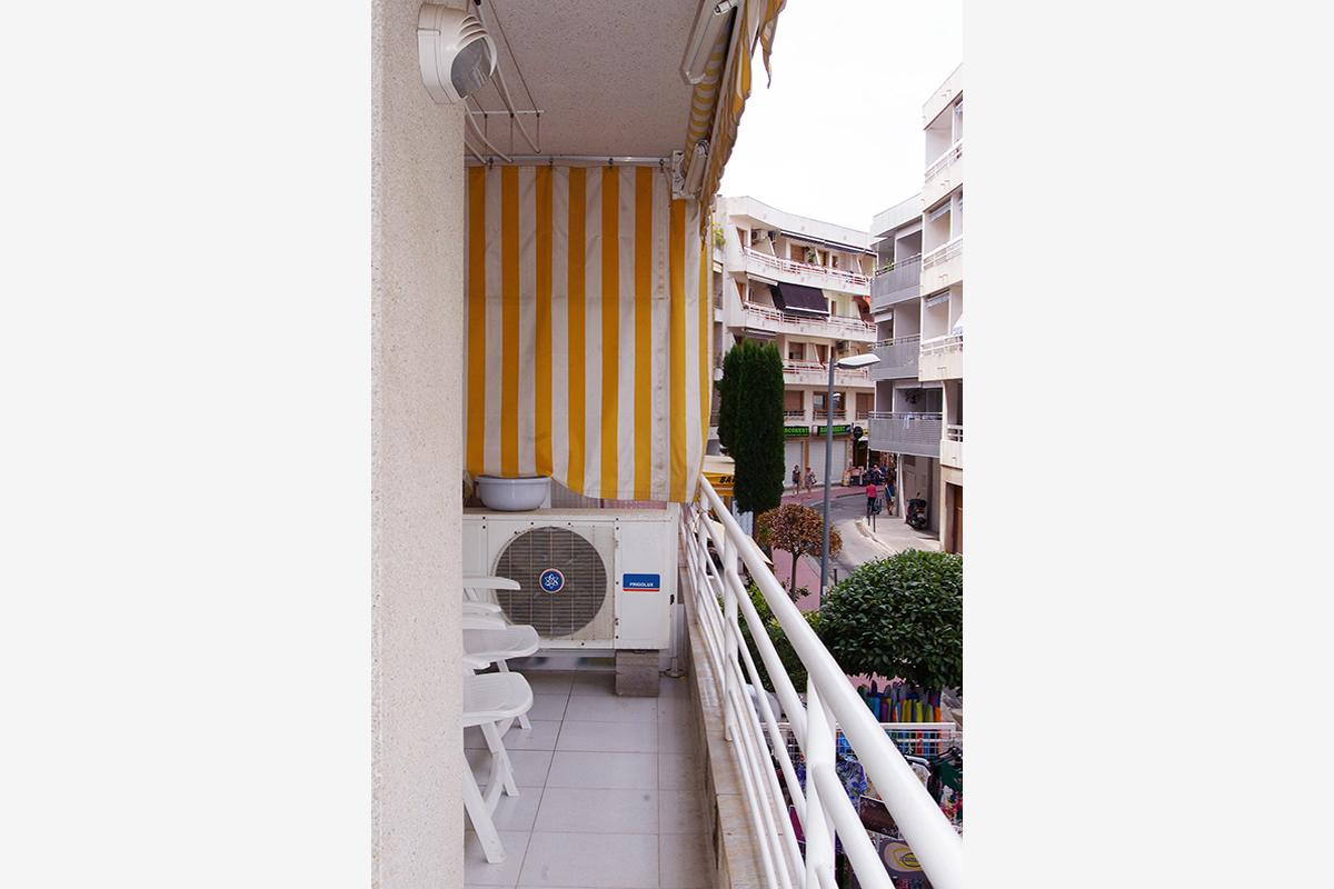 Alquiler Apartamento amplio Tossa de Mar - Terraza 2