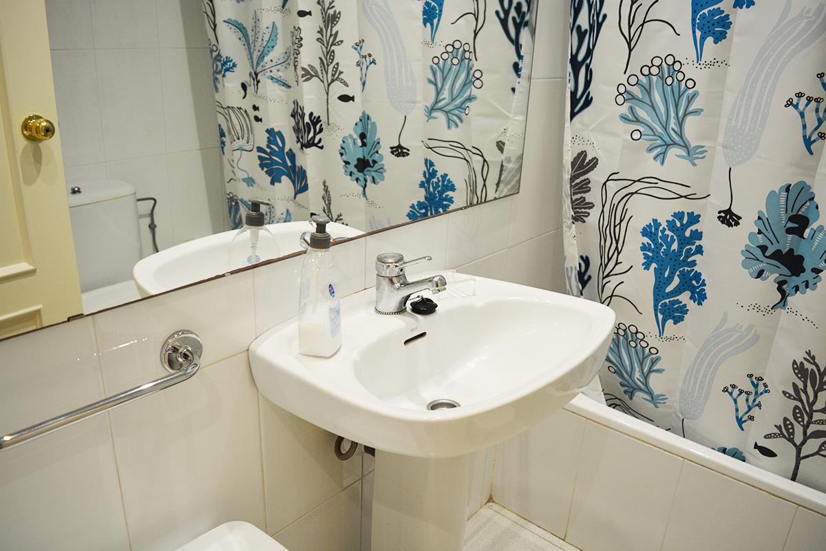 Alquiler Apartamento amplio Tossa de Mar - WC