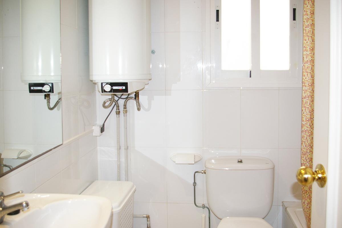 Alquiler Apartamento en Tossa de Mar - WC