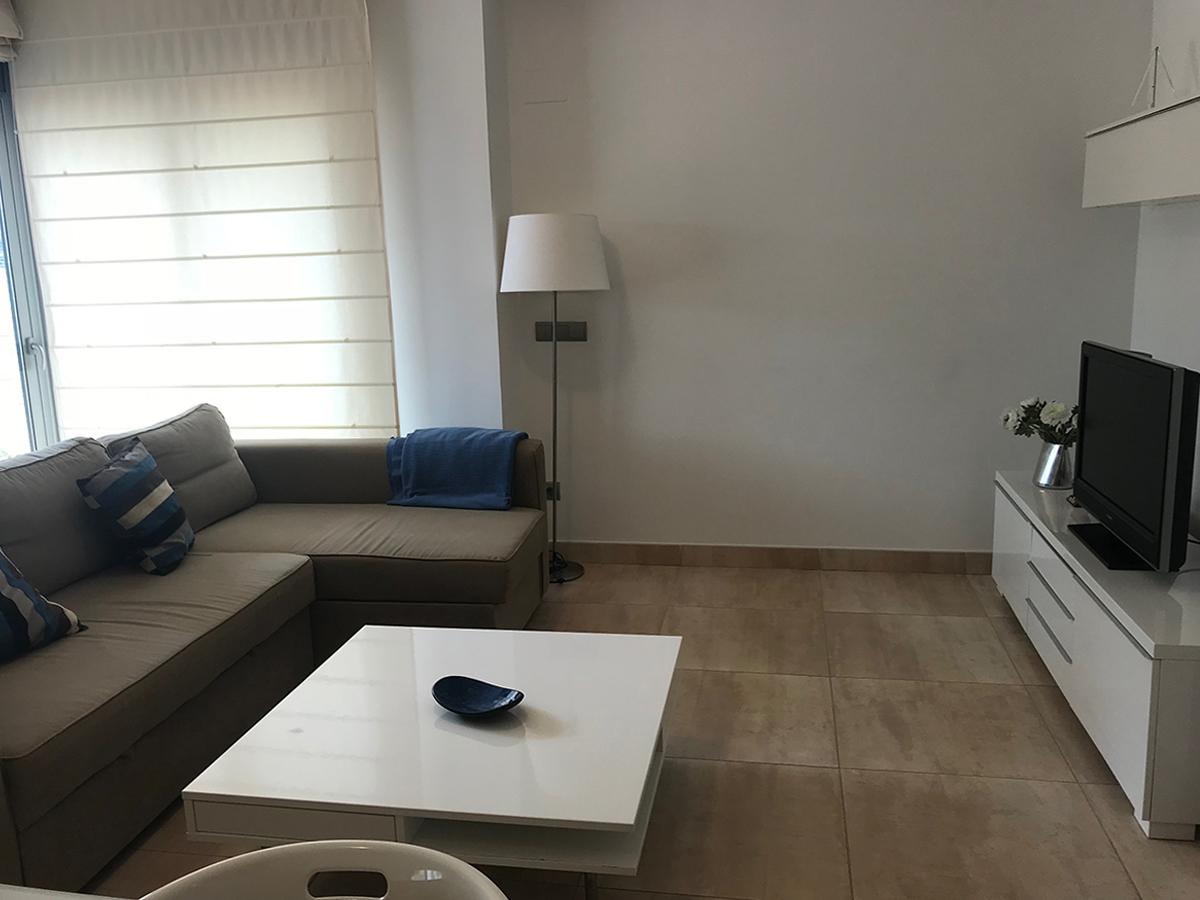 Apartamentos vacacionales Costa Brava - Salón 2