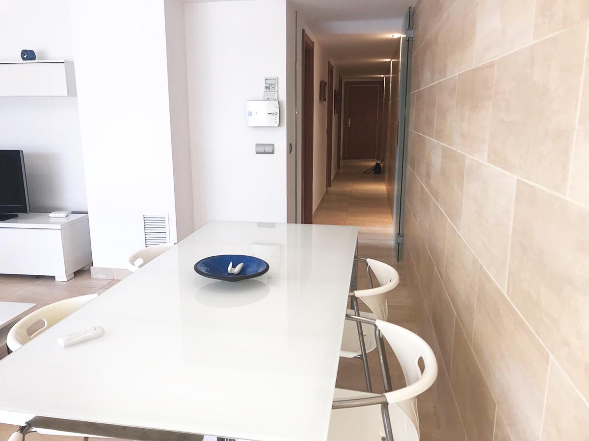 Apartamentos vacacionales Costa Brava - Salón 5