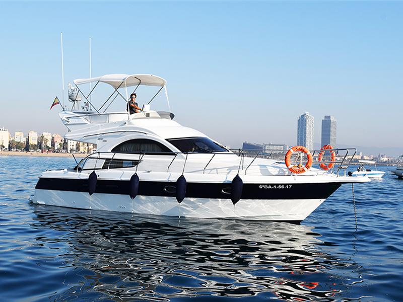 Alquiler de Barco Garin G-1200