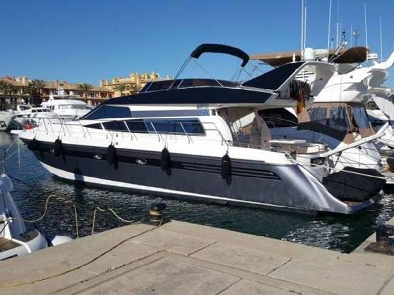 Barco de alquiler en Barcelona - Terraza Exterior