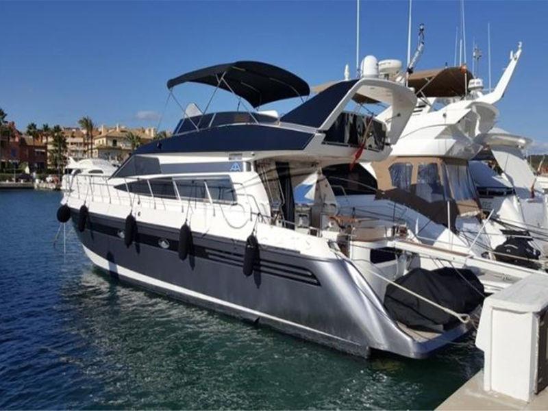 Barco de alquiler en Barcelona - Imagen 13